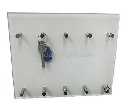 Key peg board