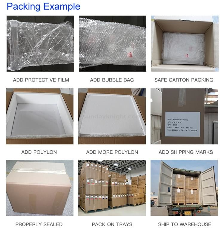 packing method