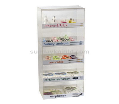 SKAB-173-2 Custom acrylic display cabinets