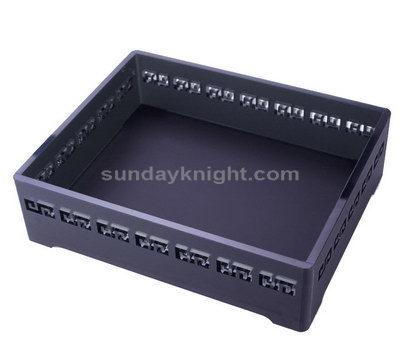 Decorative serving trays