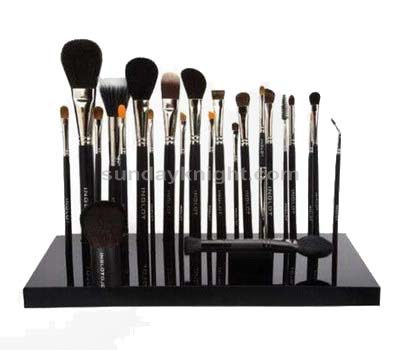 Makeup brush display