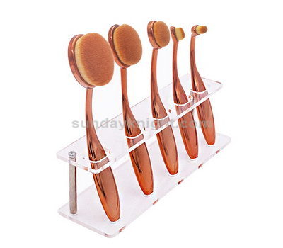 Cosmetic brush stand