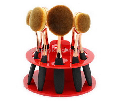 Makeup brush stand holder