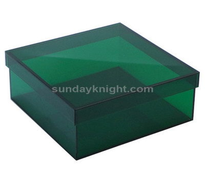 SKAB-176-2 Custom colored acrylic boxes