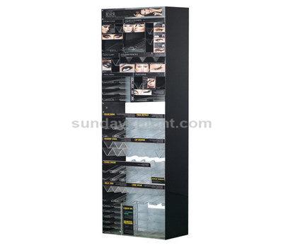 Custom acrylic display cabinet