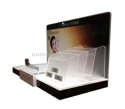 Wholesale custom cosmetic display