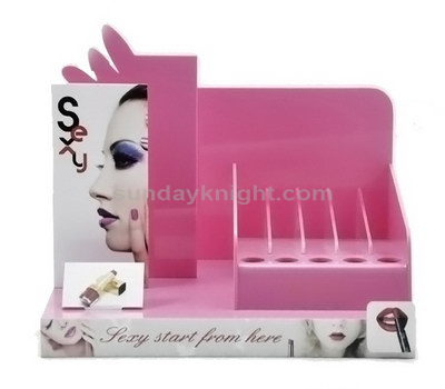 Custom lipstick display stand