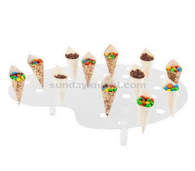 Custom mini cone stand