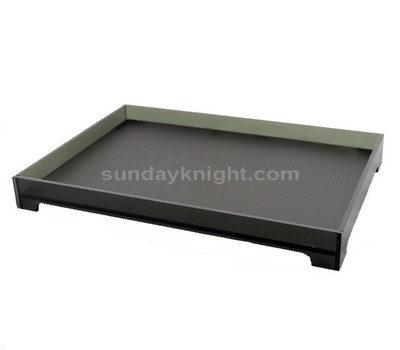 Acrylic food serving tray
