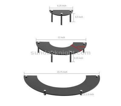 SKWD-132-2 Buffet risers