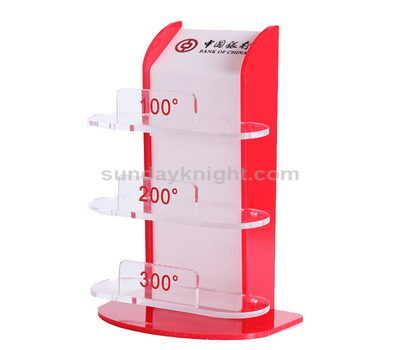 Acrylic pamphlet display stands
