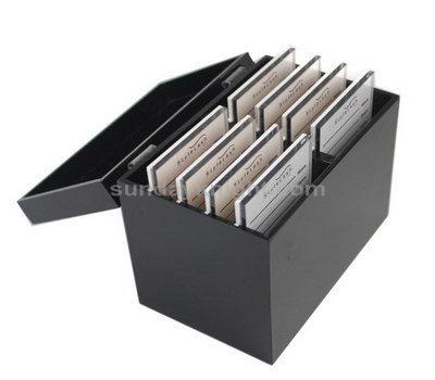 Acrylic lash box