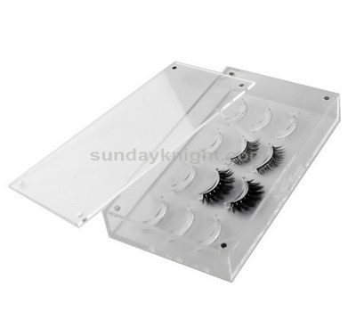 Magnetic eyelash box