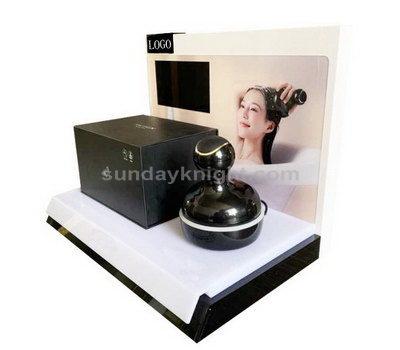 Head massager display stands
