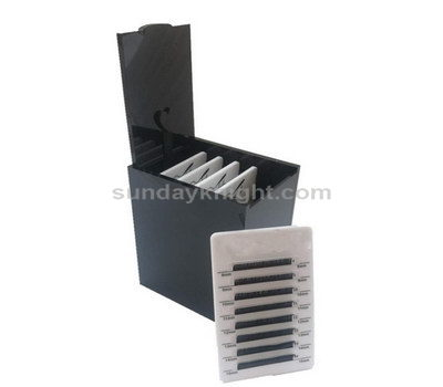 Acrylic lash organizer