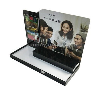 Alcohol display stand