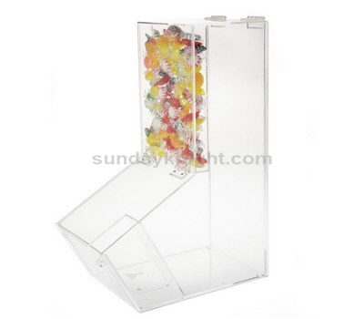 Bulk candy acrylic dispenser