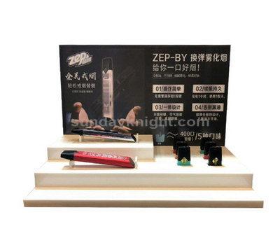 E-cig display stand