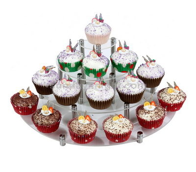 Wholesale acrylic cupcake stand