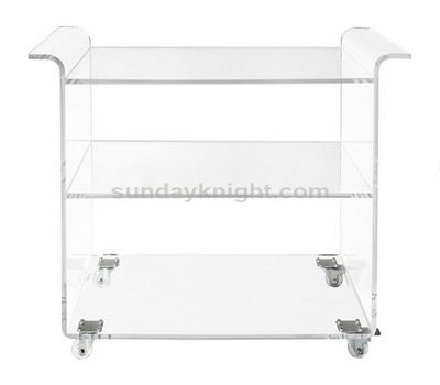 SKAF-103-1 Custom acrylic furniture for restaurant