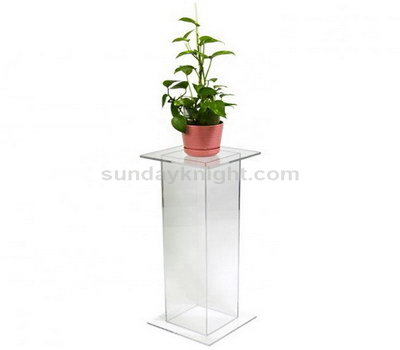 Acrylic plant stand