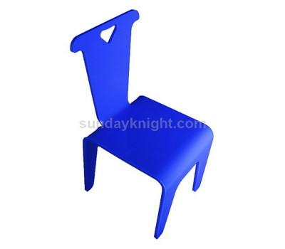SKAF-109-1 Custom acrylic dining chairs