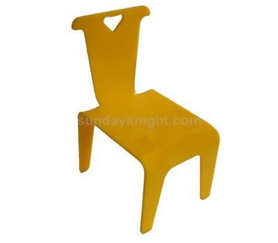 SKAF-109-2 Custom acrylic dining chairs