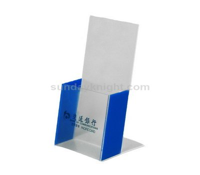 Acrylic flyer stand