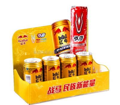 Custom beverage display