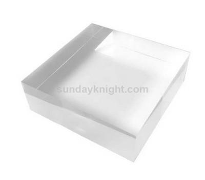 Custom acrylic paperweight