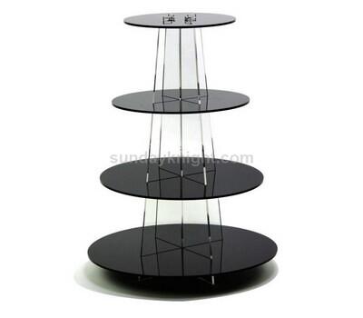 SKFD-170-1 Acrylic cupcake tower stand