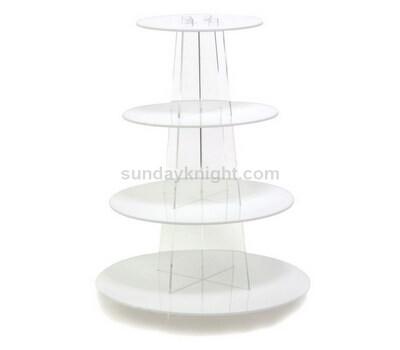 SKFD-170-2 Acrylic cupcake tower stand