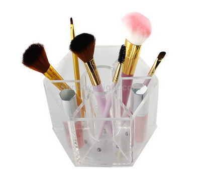 Makeup brush holder organizer