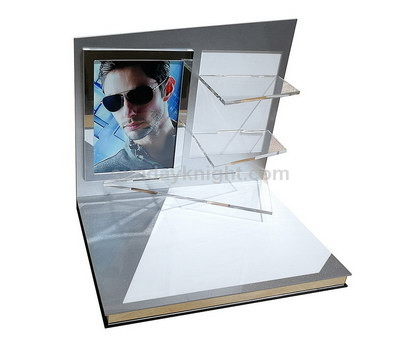 Custom display stands for sunglasses