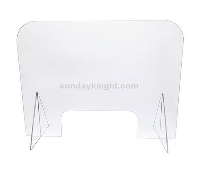 Wholesale clear acrylic sneeze guard