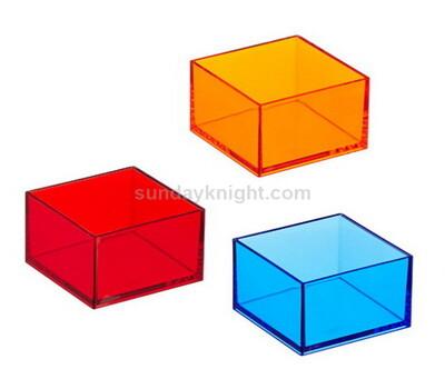 5 sided plastic box