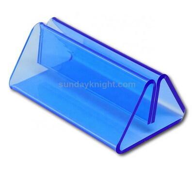 SKAS-100-1 100mm acrylic show card holders