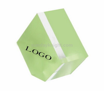SKCC-021-2 Acrylic logo blocks