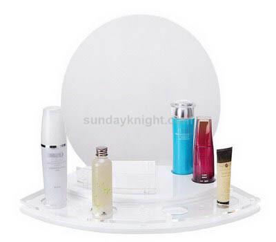 Custom acrylic makeup display