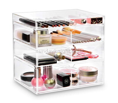 Custom Acrylic Makeup Organizer