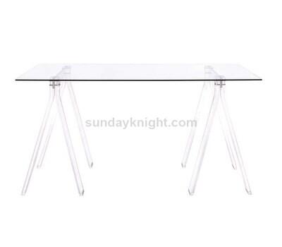 Rectangle acrylic coffee table