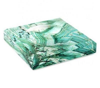 UV printing acrylic soap holder
