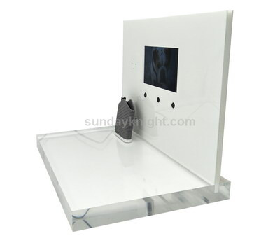 Perspex display stand