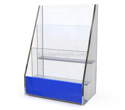 Acrylic brochure stand wholesale