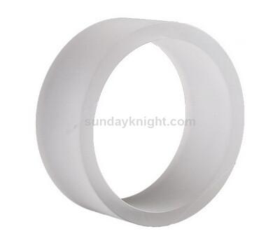 Custom acrylic tube