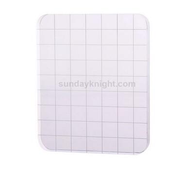 SKCC-037-3 Custom acrylic stamping block