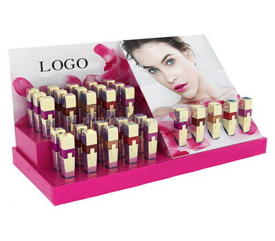 Custom acrylic lipstick stand