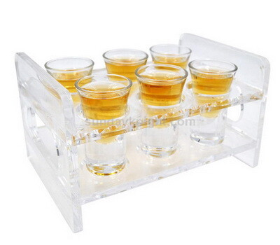 Bullet cup acrylic holder