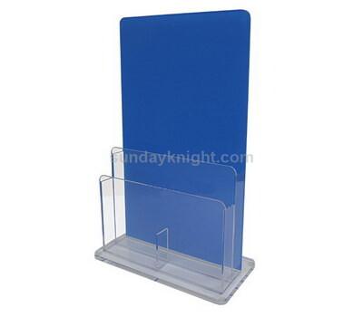 Acrylic leaflet stand wholesale