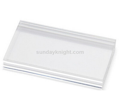 Wholesale Medium Acrylic Stamping Block 76 x 100mm